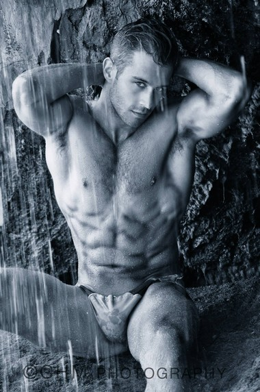 Your Hunk of the Day: Adam Phillips