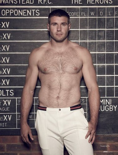 Your Hunk of the Day: Ben Cohen