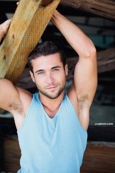 Your Hunk of the Day: Colby Melvin