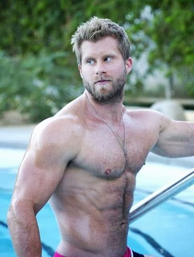 Your Hunk of the Day: Craig Ramsay