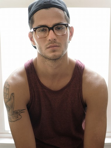 Your Hunk of the Day: Iso Deljanin