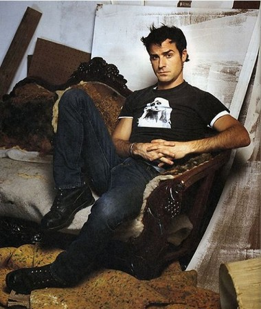 Your Hunk of the Day: Justin Theroux