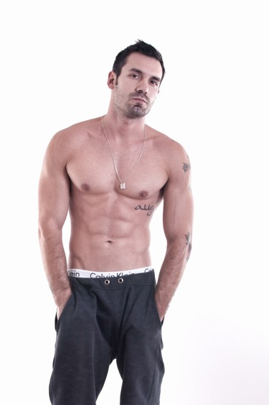 Your Hunk of the Day: Marcelo Auge
