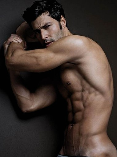 Your Hunk of the Day: Marian Kurpanov
