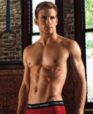 Your Hunk of the Day: Maxwell Zagorski