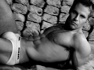 Your Hunk of the Day: Peter Stubbs