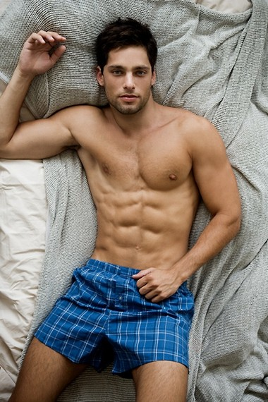 Your Hunk of the Day: Sun Meiri