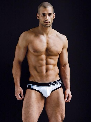 Your Hunk of the Day: Todd Sanfield