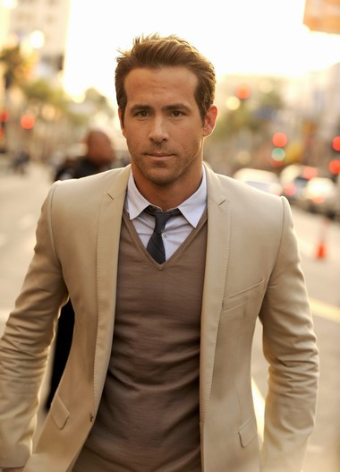 Your Hunk of the Day: Ryan Reynolds